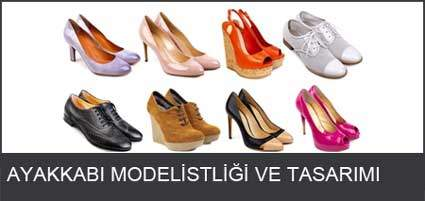 Eğitimlerimiz Ayakkabı Tasarımı