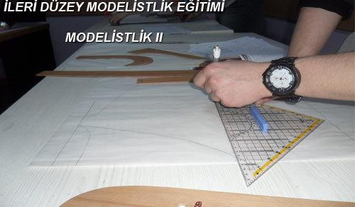 Üst düzey modelistlik kursu