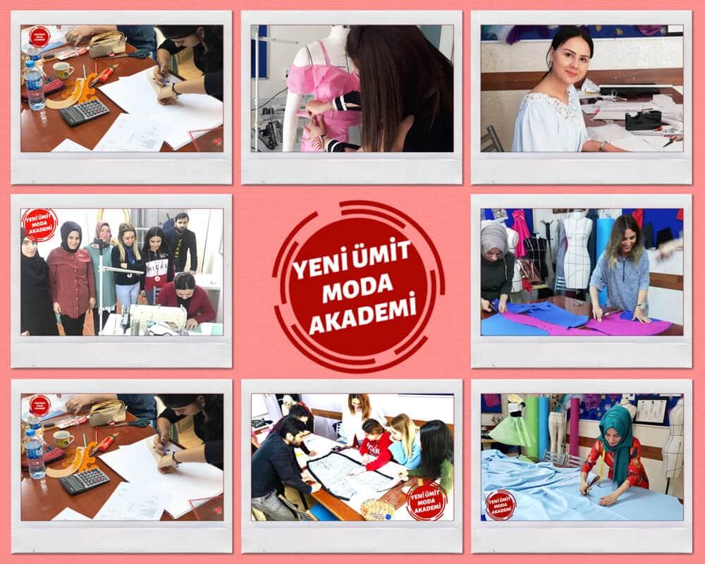 Yeni Ümit Moda Akademi İstanbul