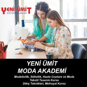 yeni ümit moda akademi istanbul