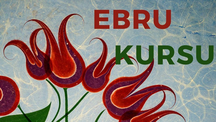 Ebru Sanatı Kursu